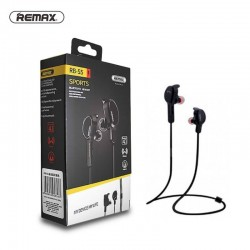REMAX RB-S5 SPORTY BLUETOOTH EARPHONES BLACK