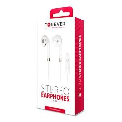 FOREVER  SE-410 EARPHONES WHITE