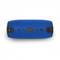 GEMBIRD SPK-BT-06-B PORTABLE BLUETOOTH SPEAKER WITH POWERBANK FUNCTION BLUE