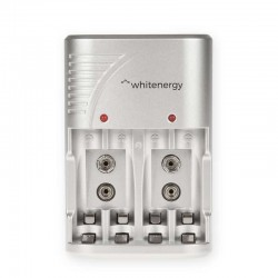 Whitenergy battery charger 4xAA/AAA and 2x6F22 (9V) 400mA