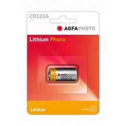 AgfaPhoto Lithium Photo Battery CR123A B1