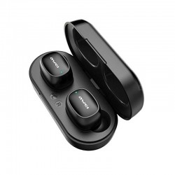 AWEI TWS T13 Wireless Bluetooth Stereo Earbuds with Charging Box - Black