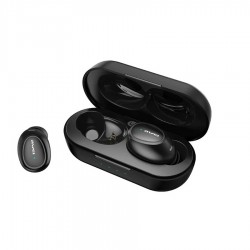 AWEI TWS T16 Wireless Bluetooth Stereo Earbuds with Charging Box - Black
