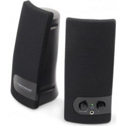 ESPERANZA EP119 MULTIMEDIA STEREO SPEAKERS 2.0 ARCO