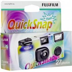 Fuji Quicksnap X-TRA 400-27 Flash