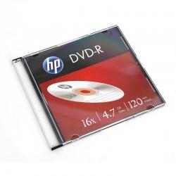 HP DVD-R 4.7GB 16X SLIM CASE*1