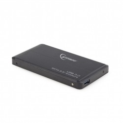 GEMBIRD EE2-U3S-2 Κουτί σκληρού δίσκου 2.5'' , USB 3.0 , μαύρο