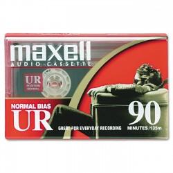 MAXELL  CASSETTE REC TAPE  90MIN