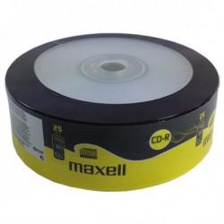 Maxell CD-R 700mb 52x (25 SHR)