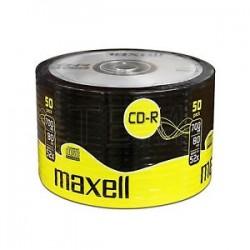 Maxell CD-R 700mb 52x (50 SHR)