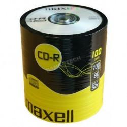 Maxell CD-R 700mb 52x (100 SHR)