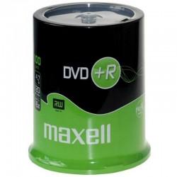 MAXELL DVD +R  16x  4.7GB  (100 Tub)