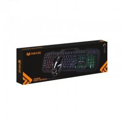 MIXIE GAMING SET X8000 BLACK
