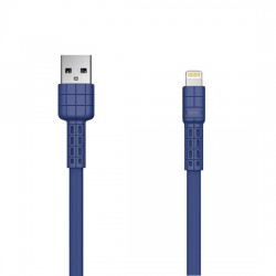 REMAX USB Cable - Armor RC-116i - Iphone 5/6/7/8/X Lightning Blue